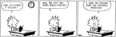 Calvin & Listening