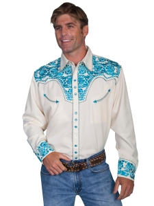 scully-leather-western-cowboy-shirts-